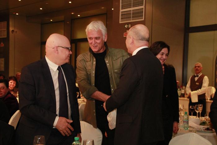 Александр Маршал выступил перед Минестерством Финансов на российско-кубинском вечере в Президент-отеле