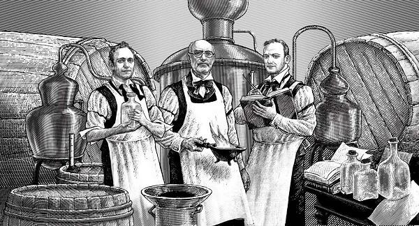 клуб ДЕЛОВЫЕ ЛЮДИ рекомендует ПОЛУГАР! Частная винокурня «Родионов с сыновьями»