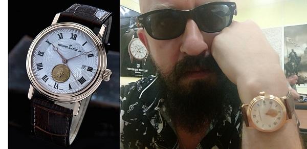 ProTime RUS LLC представляет — Philippe de Cheron «Тигран Великий»