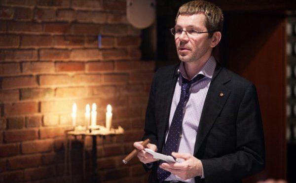 Почётный член клуба ДЕЛОВЫЕ ЛЮДИ — Андрей Лоскутов