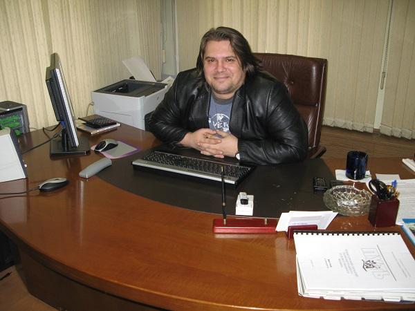 Почётный член клуба ДЕЛОВЫЕ ЛЮДИ — Виталий Малый