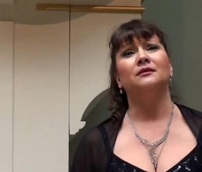 клуб ДЕЛОВЫЕ ЛЮДИ представляет — оперная певица Ольга Дьячковская