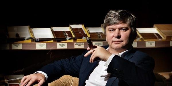 Артур Шиляев — создатель и генеральный директор сигарной фабрики  Siglo de Oro