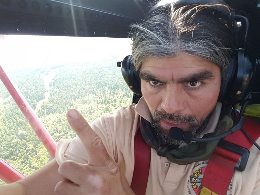 известный актер и каскадер Алик Гульханов уходит в небо!