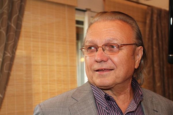 С днём рождения, народный артист России Юрий Фёдорович Маликов!