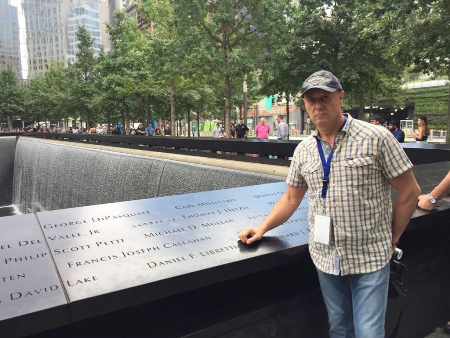 город New York — 16 лет после теракта глазами Игоря Сандлера