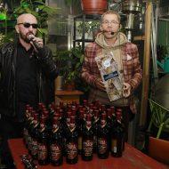 презентация тёмного пива PRAGA