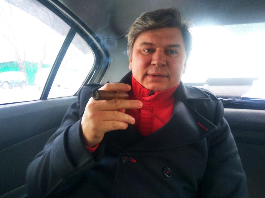 Артур Шиляев — владелец первой российской сигарной фабрики SIGLO DE ORO — видео поздравление С НОВЫМ ГОДОМ