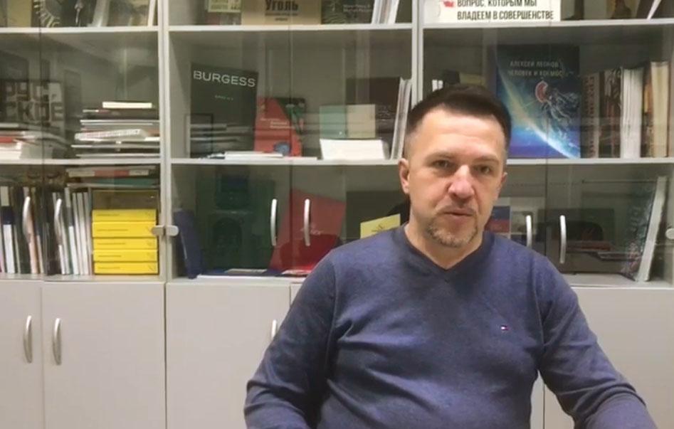 Александр Евсеев — владелец типографии СИТИ-ПРИНТ поздравляет Вас с НОВЫМ ГОДОМ!