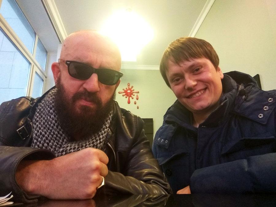 Переговоры между КЛУБОМ ДЕЛОВЫЕ ЛЮДИ и КЛУБОМ ОХОТНИКОВ «Охота с Кузенковым».