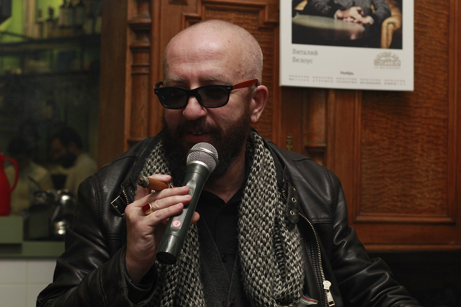 Презентация альбома ПРЕСНЯКОВА-старшего в Российском Сигарном Союзе