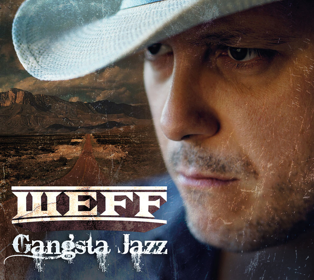 Вышел новый альбом ШЕFF — Gangsta Jazz