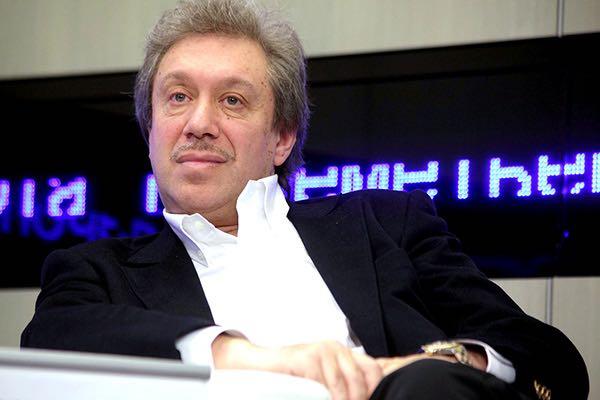 Александр Клевицкий — почётный член клуба ОЧЕНЬ ДЕЛОВЫЕ ЛЮДИ