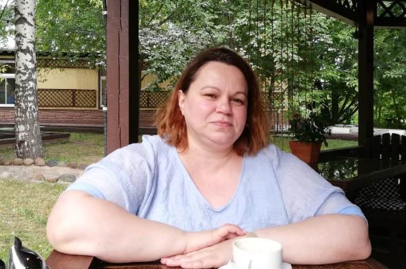 Оксана Савчук — член правления клуба ОЧЕНЬ ДЕЛОВЫЕ ЛЮДИ