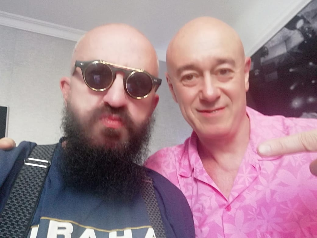 Игорь Сандлер — почётный член клуба ОЧЕНЬ ДЕЛОВЫЕ ЛЮДИ