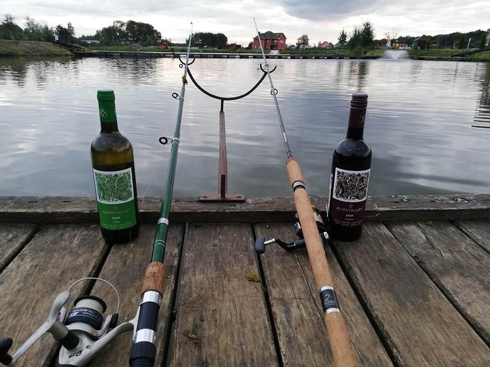Очень Деловая рыбалка на озере Понти фото 4