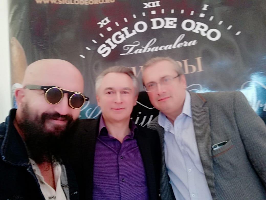 SIGLO DE ORO собирает друзей! 23 августа 2018 года — часть 1