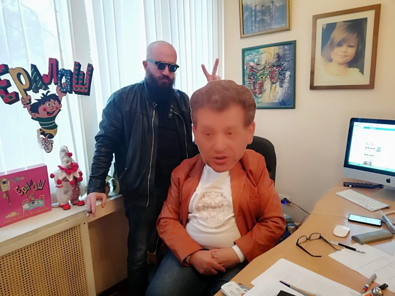 Это Вам не ЕРАЛАШ / обсуждение сотрудничества с Борисом Грачевским!