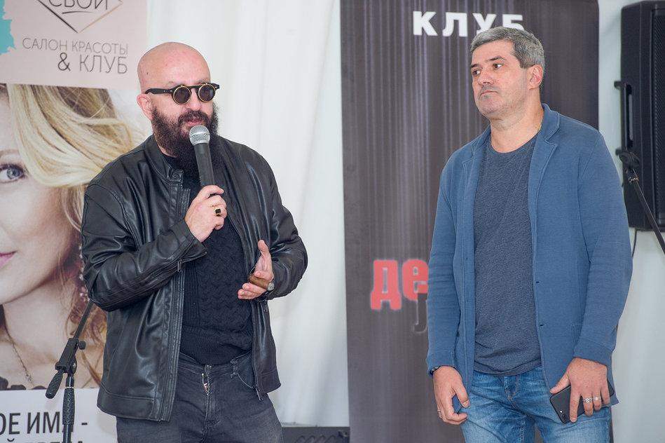 МИХАИЛ ШАХНАЗАРОВ становится членом клуба ОЧЕНЬ ДЕЛОВЫЕ ЛЮДИ!