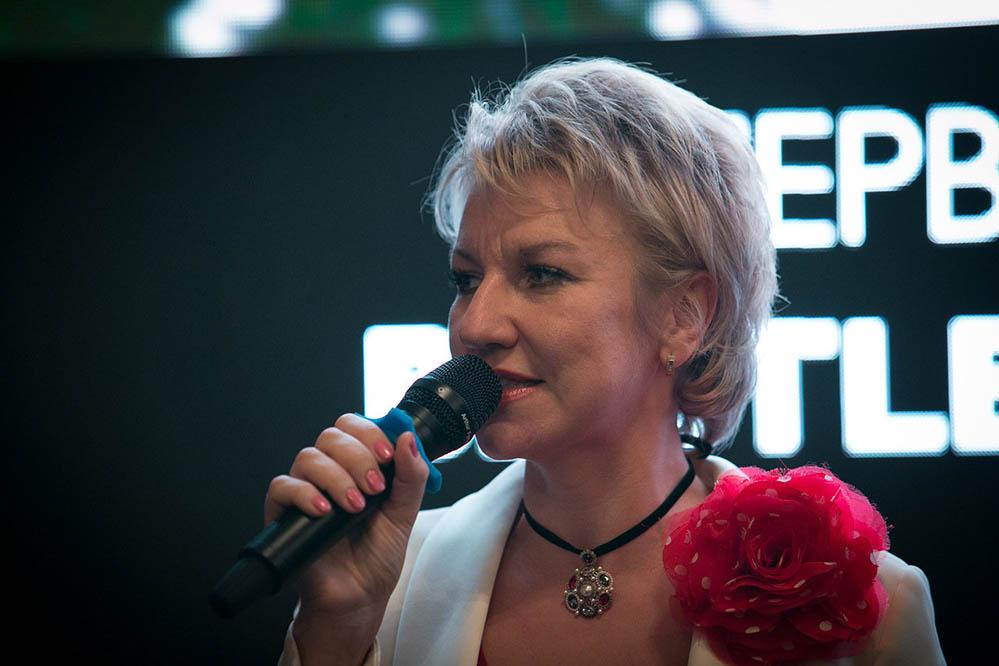 Ирина Гузова-Вайнберг — Член Совета клуба ОЧЕНЬ ДЕЛОВЫЕ ЛЮДИ