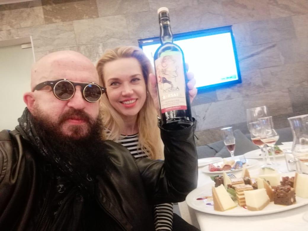 +21 / новости от BRAVO TRADE / дегустация от MARSALA