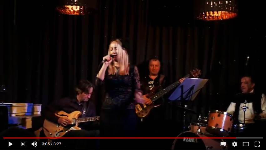 Ольга Герчакова & Jazz UP Band «Sunny» / музыка для ОЧЕНЬ ДЕЛОВЫХ ЛЮДЕЙ