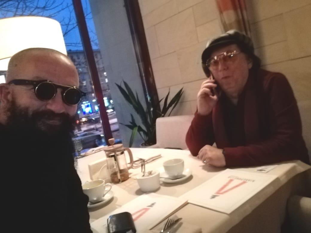 о чём говорил народный артист России Евгений Герчаков с продюсером Владимиром Ферапонтовым