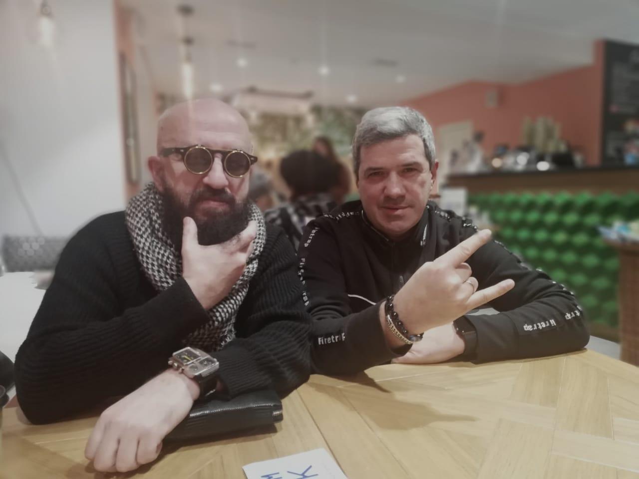 Наше сотрудничество с Ыыху и Михаилом Шахназаровым (одновременно) выходит на новый уровень!