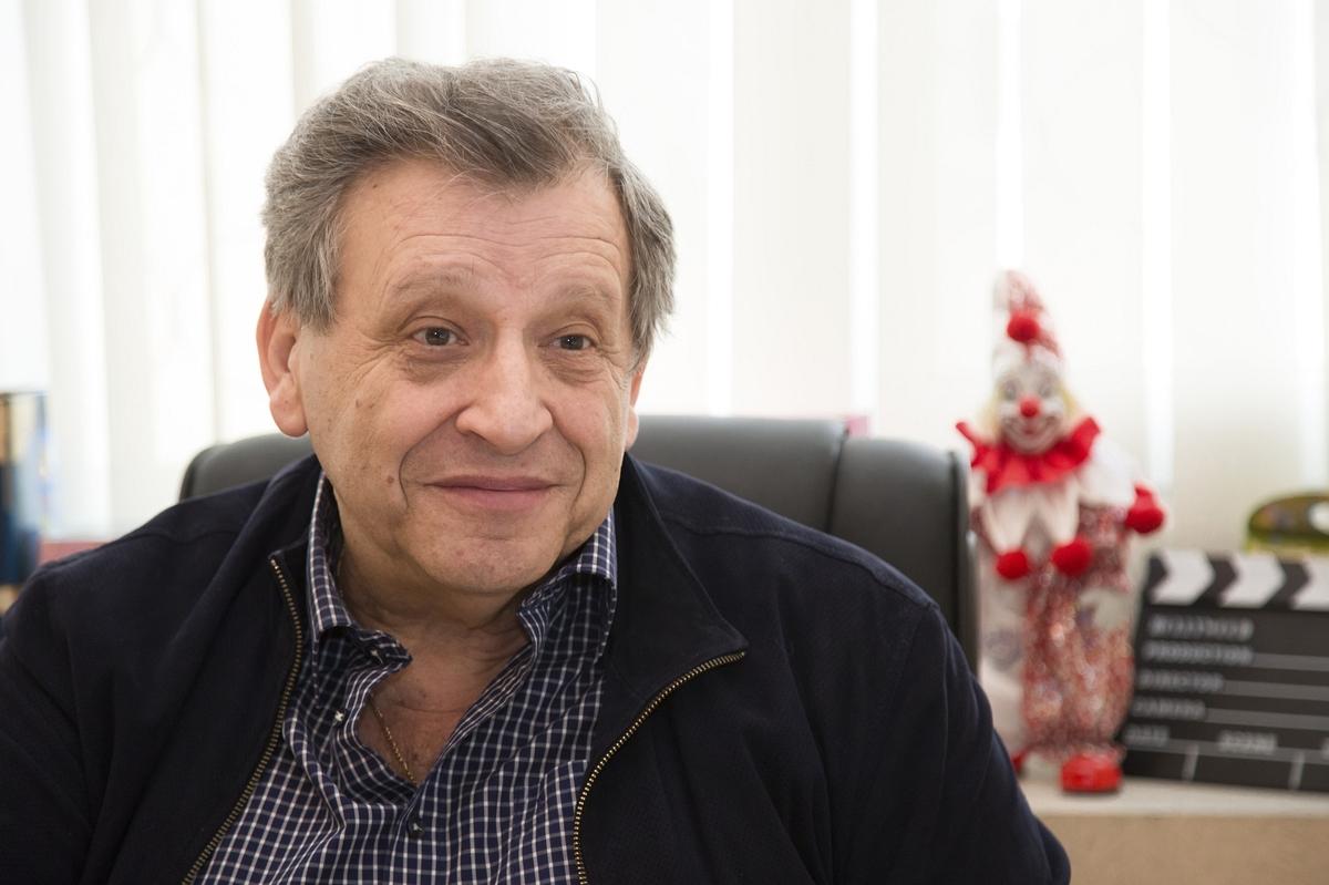 Борису Юрьевичу Грачевскому — 70 лет! Он придумал не только ЕРАЛАШ, но и клуб ОЧЕНЬ ДЕЛОВЫЕ ЛЮДИ!