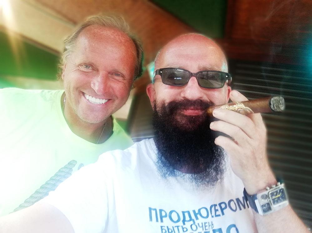 С днем рождения! или теперь Константин Щербинин будет руководить Модельным Агентством BEST RUSSIAN MODELS!