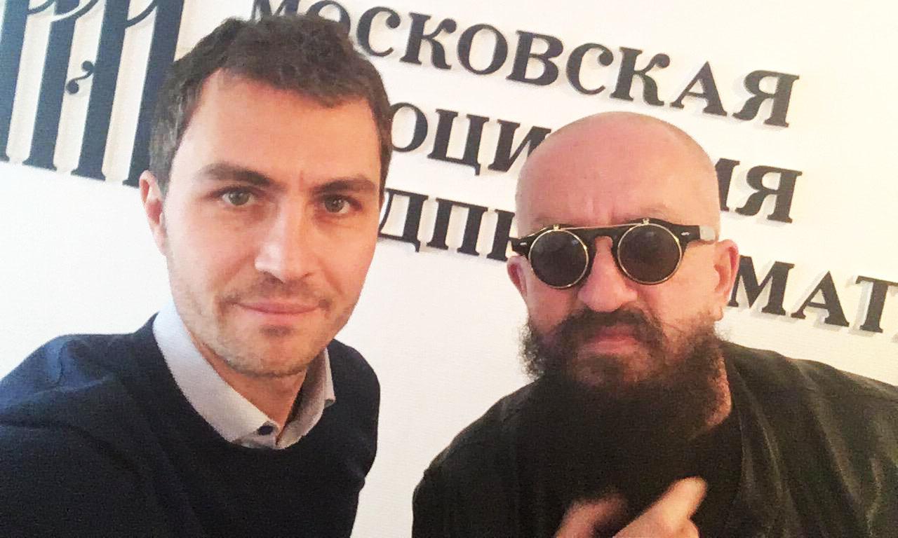 Переговоры с Московской Ассоциацией Предпринимателей