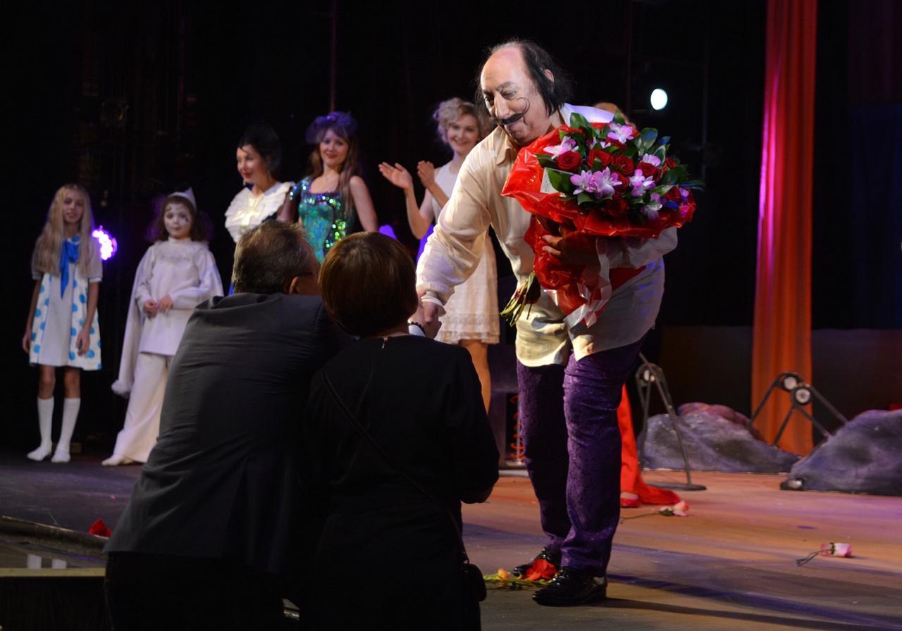 28 января 2020 года долгожданная премьера на сцене Театра ЛУНЫ — Любовь по Фрейду