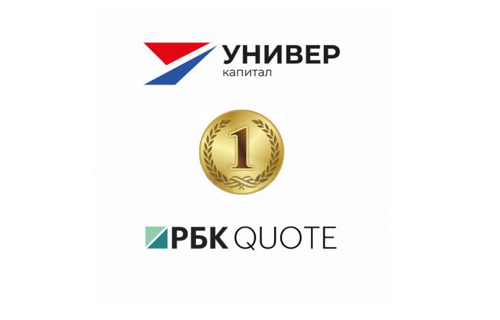 Аналитики УНИВЕР Капитал — №1 в рейтинге самых точных прогнозов среди российских инвестбанков