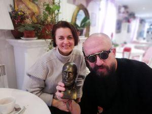 скульптор Екатерина Коваль