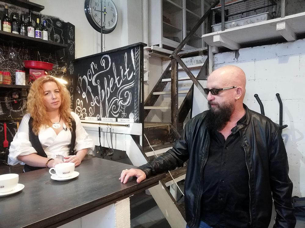о том как мы сняли программу про то какой кофе нужно пить … или какой кофе пить на карантине?