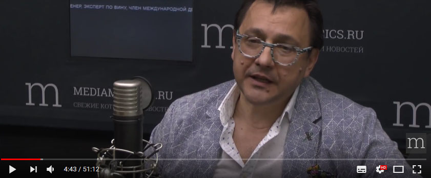Приключение болгарского винодела Бориса Кючукова в России
