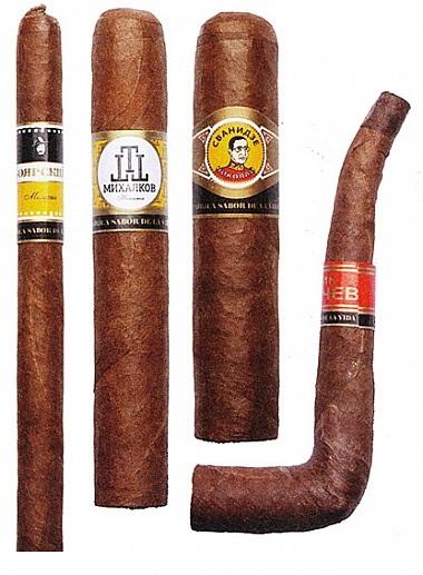 Сигарная фабрика Siglo de Oro представляют. Что такое ИМЕННЫЕ СИГАРЫ?