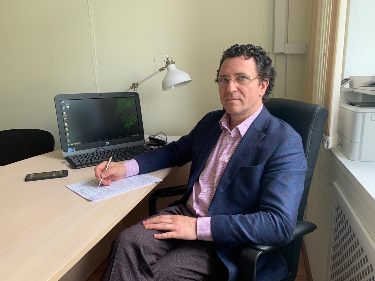 адвокат Сергей Рагозин открывает ещё один офис