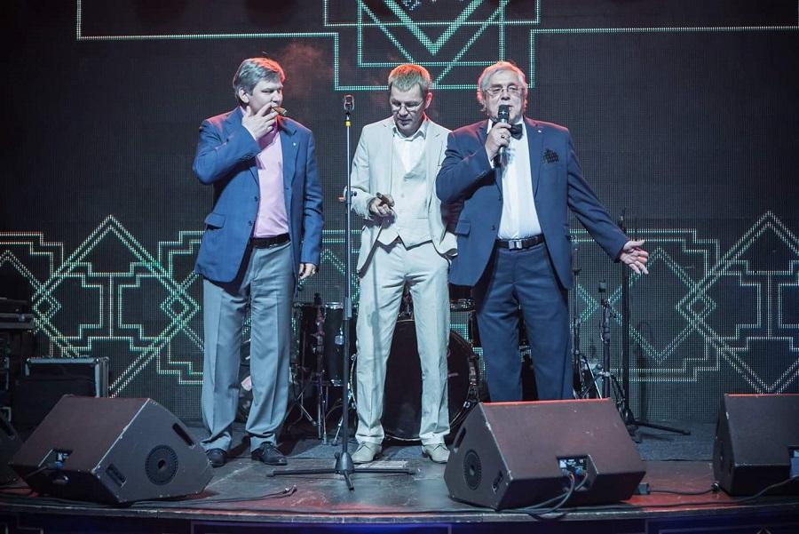 10-тилетие Московского клуба любителей сигар (фотоотчёт №1)