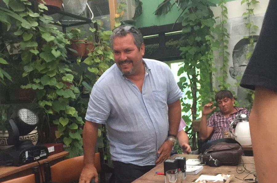 В Московском Сигарном клубе прошла встреча с сыном ЧеГеваро