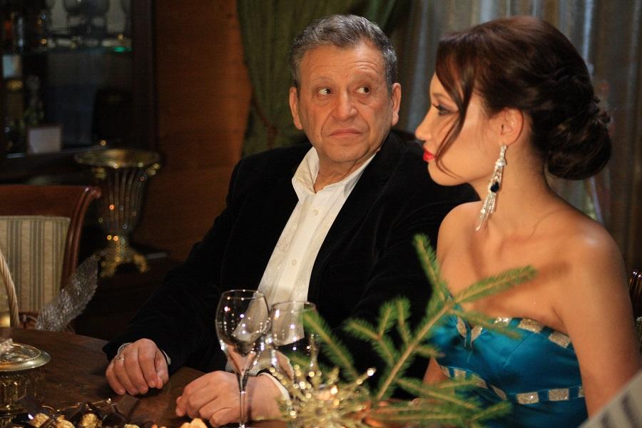Борис Грачевский и Екатерина Белоцерковская. НОВОГОДНЯЯ. Backstage съёмок видеоклипа