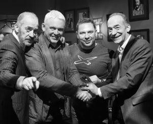 Братья Торсуевы с друзьями