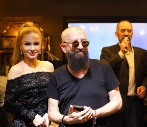 Анастасия Рош и Владимир Ферапонтов
