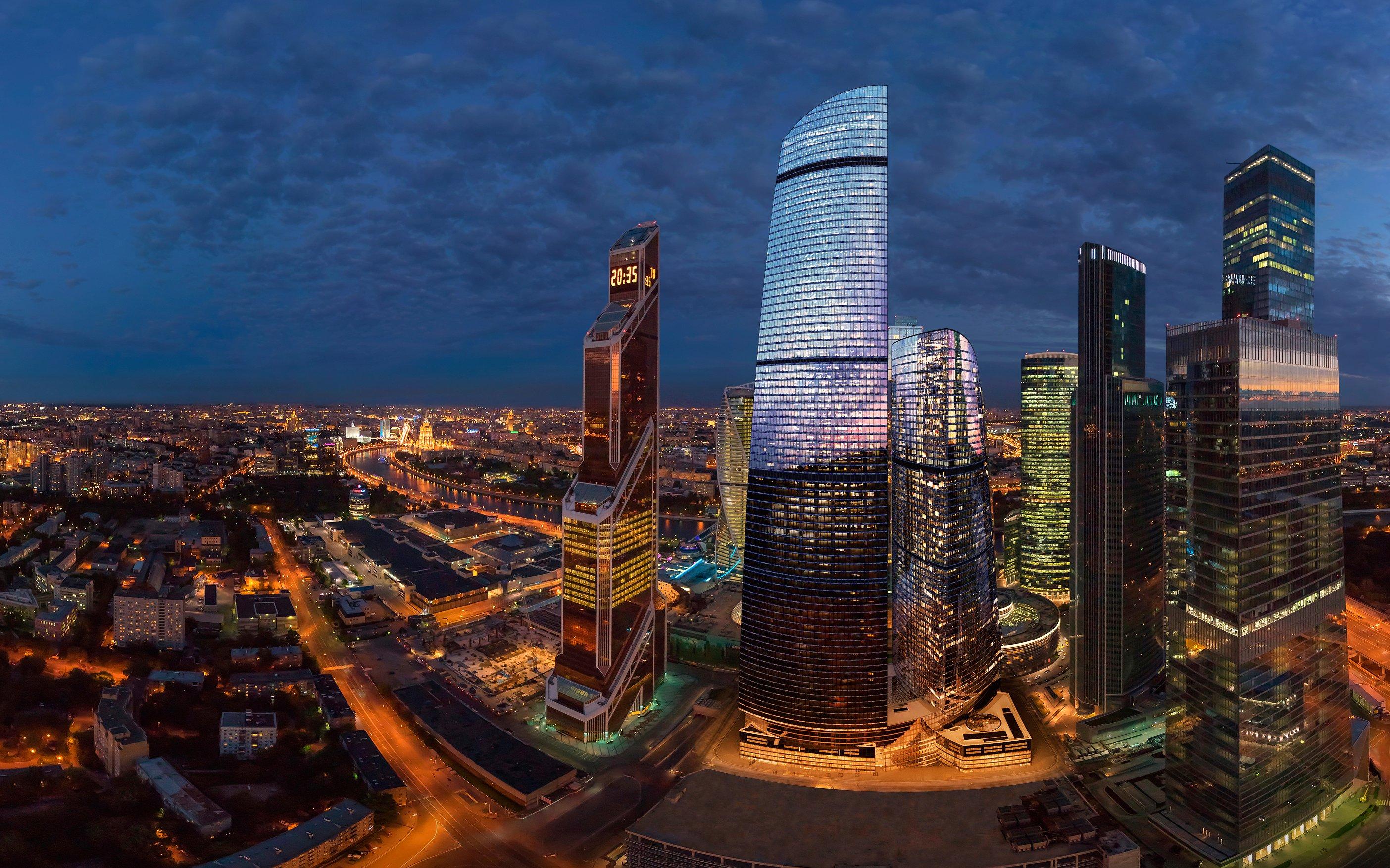 ОЧЕНЬ ДЕЛОВЫЕ ЛЮДИ рекомендуют — Посмотри на Москву СВЕРХУ!