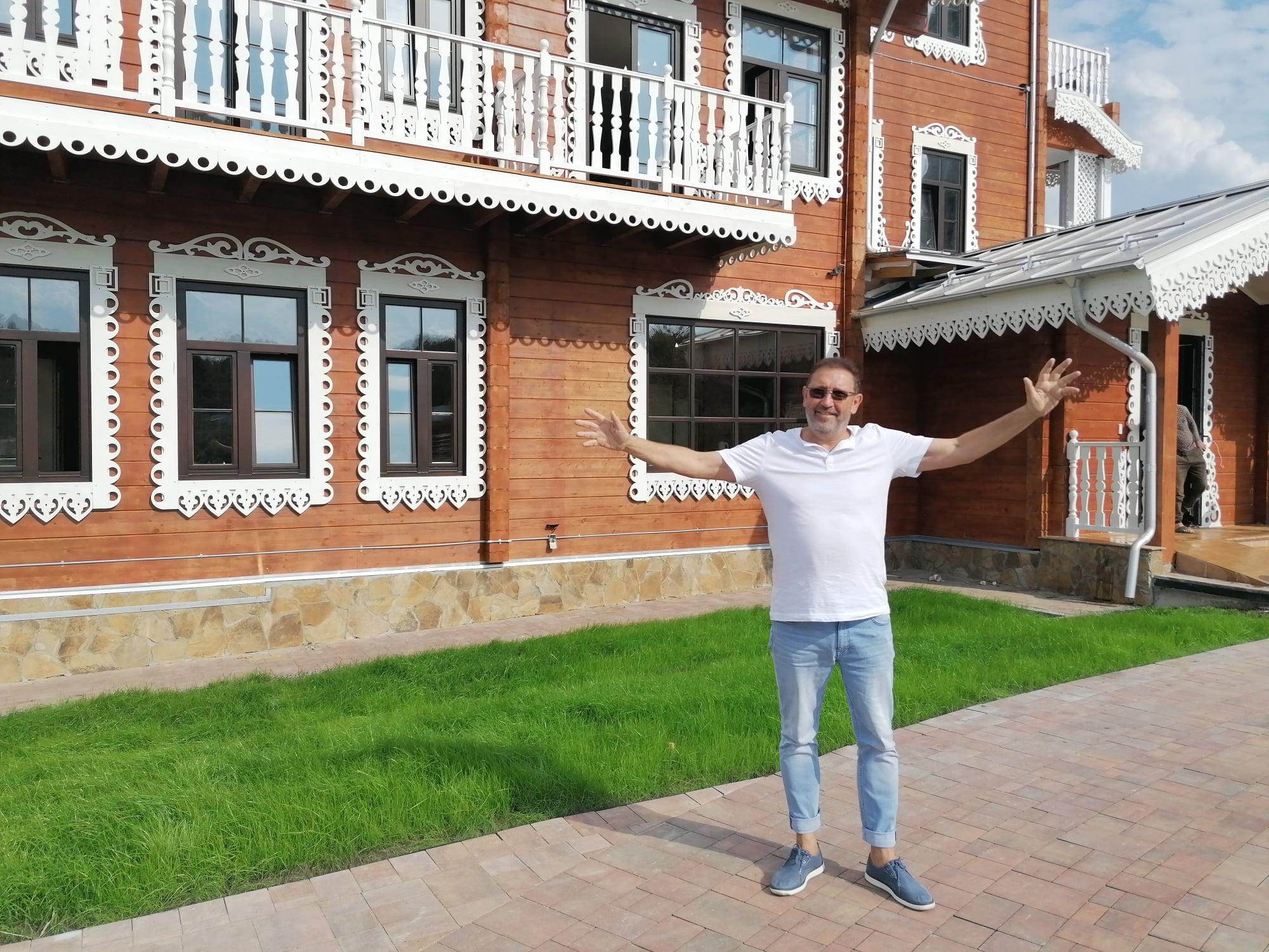 Хотим порадовать вас прекрасной новостью об открытии нового дома для наших гостей,  усадьба Сукачева на 17 номеров!