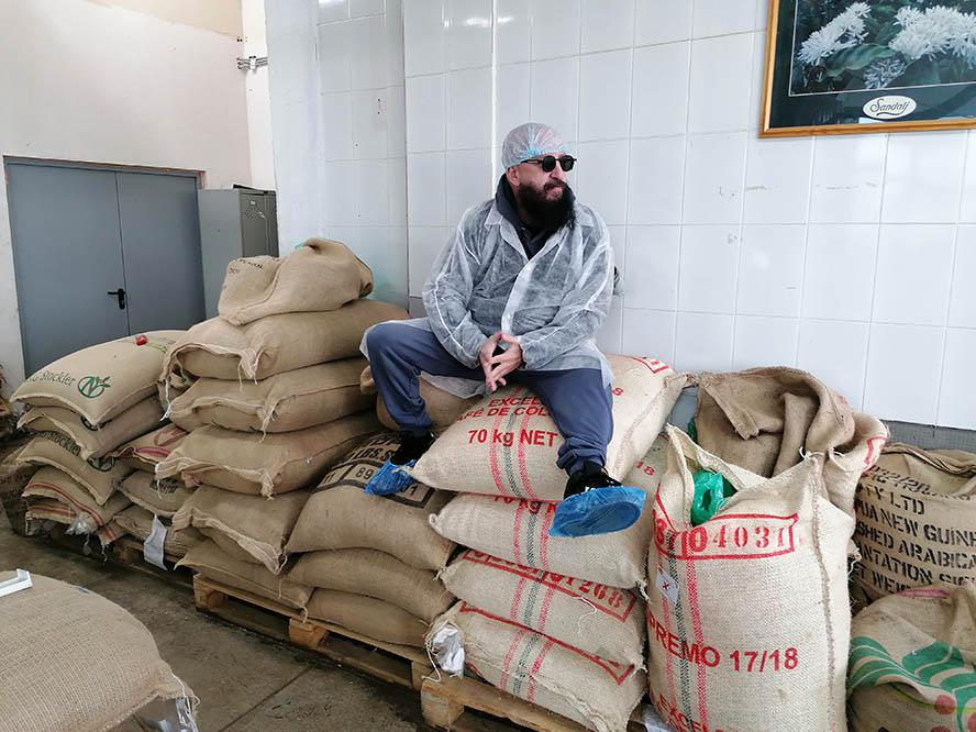 Там где рождается кофе MADEO