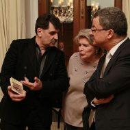 встреча в посольстве ШВЕЙЦАРИИ