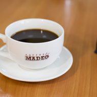 наш кофейный партнёр MADEO