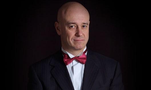 40 лет на сцене! продюсер, бизнесмен и шоумен Игорь Борисович Сандлер!