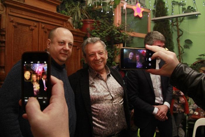 «ДОЛЖОК!!!» или Борис Грачевский — 50 лет в кино!